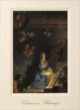 #3165<br>Adoration by Charles Le Brun