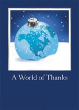World Ornament of Thanks