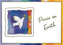 #1341<br>Pastel Dove of Peace