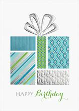 #6440<br>A Special GiftCorporate Birthday Card