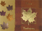 Thanksgiving and Seasonal Holiday Cards